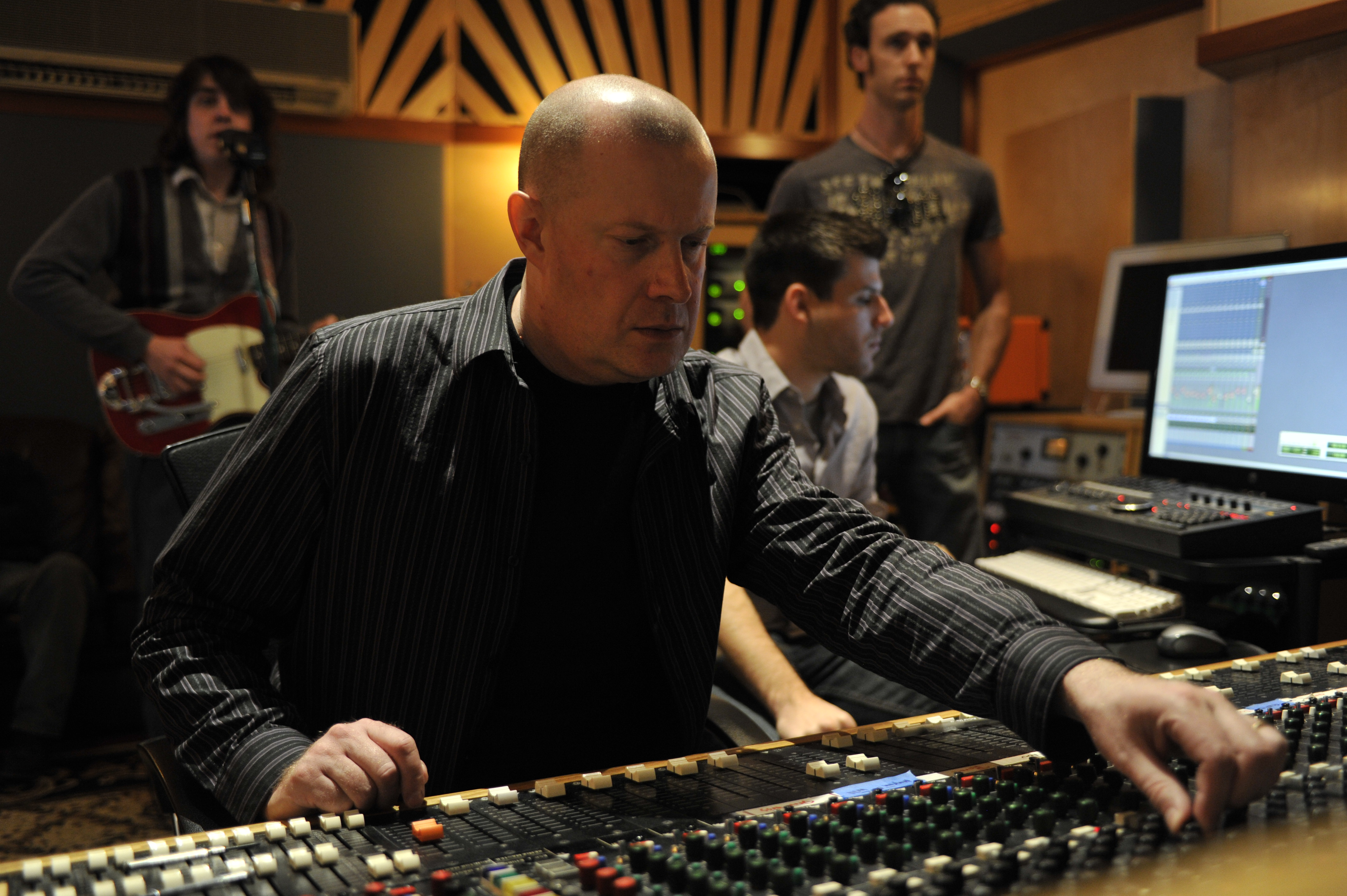 Brian Coombes - Owner & Producer - Rocking Horse Studio